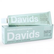 Davids-Natural-Toothpaste-Fluoride-Free-SLS-Free-Whitening-Antiplaque-Peppermint-Oil-525-OZ-0