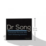 Dr-Song-Home-Professional-Teeth-Whitening-Kit-44-Carbamide-Peroxide-8-XL-Syringe-with-Light-Tray-and-Gel-Applicator-0-0