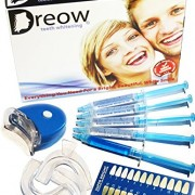 PROFESSIONAL-TEETH-WHITENING-KIT-By-Dreow-Home-Bleaching-System-of-Carbamide-Peroxide-Gel-Free-Remineralizing-Syringe-Enhance-Your-Smile-Now-100-Guarantee-Great-Gift-Idea-0